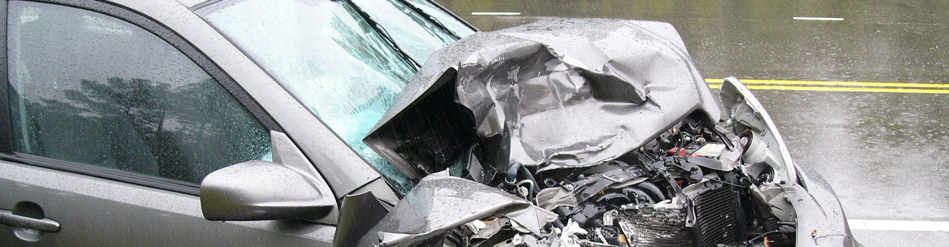 Materiele schade na een ongeval claimen
