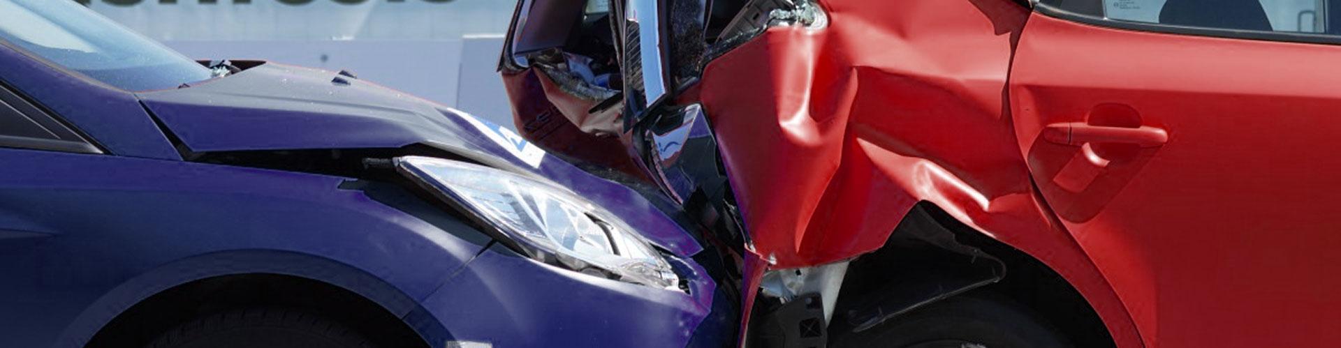 Kop-staartbotsing | Ongeluk auto van achter aangereden