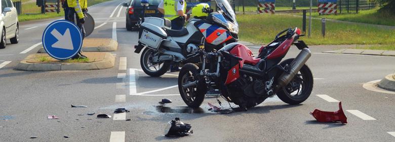 Motorongeluk | Ongeval motorrijder | Letselschade Test