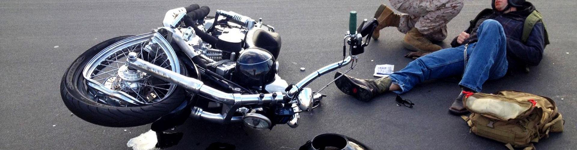 Schadevergoeding claimen motorongeluk | Letselschade Test