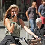 Appen op de fiets verboden | Letselschade Test