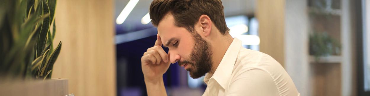 Werksituatie veroorzaakt vaker psychisch letsel | Letselschade Test