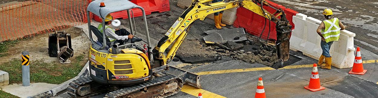 toenemende ongelukken door gebrekking onderhoud van wegen